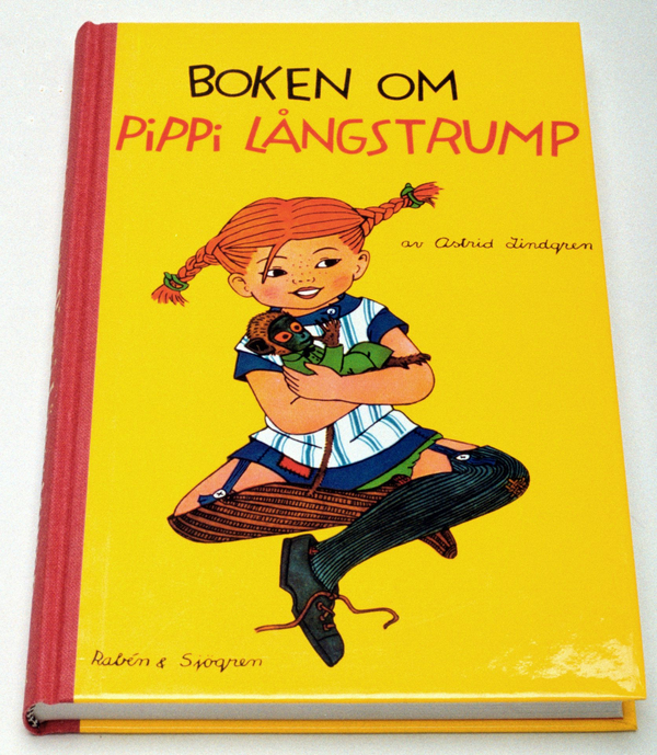 SVA MS Astrid Lindgren Text Pippi